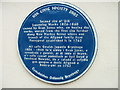 Photo of Blue plaque number 7528