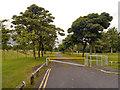 SD7308 : Leverhulme Park by David Dixon