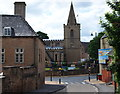 SK5461 : Mansfield, Notts (Parish Church) by David Hallam-Jones