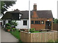 TQ2272 : London Scottish Golf Club - Clubhouse - Wimbledon Common by G Laird