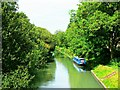 SU2763 : Kennet and Avon canal, towards Great Bedwyn by Brian Robert Marshall