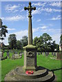SK7883 : The War Memorial at Sturton le Steeple by Ian S