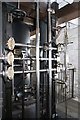 SU2662 : Crofton Pumping Station - Cornish beam engine by Chris Allen
