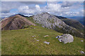 NN1365 : Ridge between Mullach nan Coirean and Stob Ban by Ian Taylor