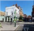 TQ2579 : The Builders Arms,  Kensington Court Place, London by PAUL FARMER