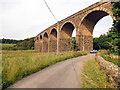SD7533 : The Martholme Viaduct by David Dixon