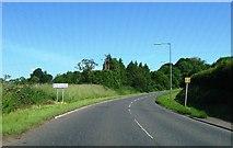 ST6257 : A37 northbound by Alex McGregor