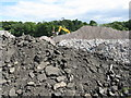 NT2170 : Demolition site at Inglis Green - 2 months on by M J Richardson