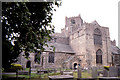 SD3778 : Cartmel Priory by Christopher Hilton
