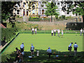 TQ8110 : Alexandra Park Bowls Club by Oast House Archive
