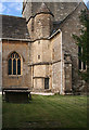 ST6718 : Milborne Port: tower stair turret by Martin Bodman