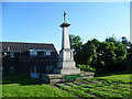 TQ6274 : The Parker Memorial, St Botolph's Churchyard, Northfleet by Ian Yarham