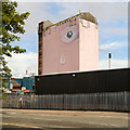 SJ5988 : The Big Pink Eye Building by David Dixon