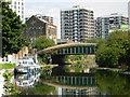 TQ3283 : Regent's Canal, Hoxton : Week 30