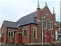 TA1655 : Skipsea Methodist Church (2) by David Hillas