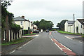 NY3964 : Crossroads at Westlinton by John Firth