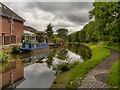 SD6425 : Leeds and Liverpool Canal, Feniscowles by David Dixon