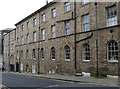 SE2421 : Dewsbury - The Dewsbury Reporter building by Dave Bevis