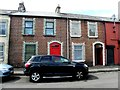 C4316 : Traditional brick houses, Derry / Londonderry by Kenneth  Allen