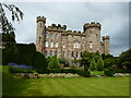 SJ5351 : Cholmondeley Castle, Cheshire by pam fray