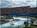 TL3700 : Lee Valley White Water Centre by Mark Percy