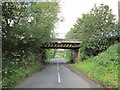 SE6025 : Railway bridges at Temple Hirst by Ian S
