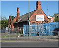 TQ2485 : Station House Reclamation, Cricklewood by John Grayson