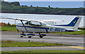 NM9034 : Reims at Oban Airport by TheTurfBurner