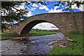 NJ2900 : Gairnshiel bridge by Alan Findlay