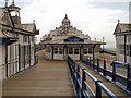 TV6198 : Victorian Tea Rooms, Eastbourne Pier by David Dixon