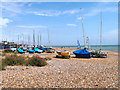 TV6299 : Eastbourne Beach by David Dixon
