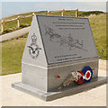 TV5995 : Bomber Command Memorial Beachy Head by David Dixon