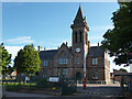 NH6745 : Inverness:  Crown Primary School by Dr Neil Clifton