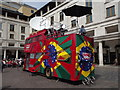 TQ3080 : Band Sports Bus by Colin Smith