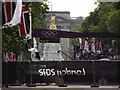 TQ2980 : London 2012 on The Mall by Colin Smith