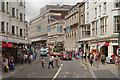 TQ3104 : Brighton, North Street by David Dixon