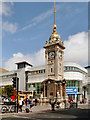 TQ3004 : Brighton (Jubilee) Clock Tower by David Dixon