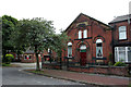 SD7208 : Former Strict Baptist Chapel, Dorset Street  by Alan Murray-Rust