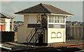 C8540 : Portrush signal cabin : Week 33