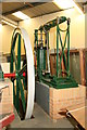 SZ6090 : Museum store - grasshopper beam engine by Chris Allen