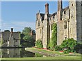 TQ4745 : Hever Castle, Kent by Derek Voller
