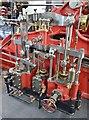 TL4659 : Hathorn Davey 1894 Pumping Engine - Steam Man by Ashley Dace