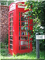This former telephone box at Great Livermere, Suffolk has now found another use as of 2010 see http://www.geograph.org.uk/photo/2086079 This appears to be a trend by villages to re use them as book exchanges see http://www.geograph.org.uk/photo/2763057 http://www.geograph.org.uk/photo/2943141 http://www.geograph.org.uk/photo/2999112