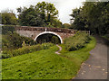 SD6123 : Withnell Fold Bridge, Leeds and Liverpool Canal by David Dixon