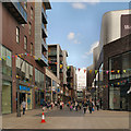 SD8010 : The Rock Shopping Centre, Central Street by David Dixon