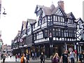 SJ4066 : Northgate Street Chester by Stephen Rogerson
