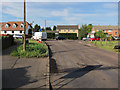 TL4467 : Resurfacing in Cottenham by Hugh Venables