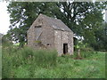 SK2759 : Barn beside Bonsall Lane by John Slater