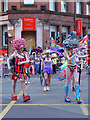 SJ8497 : Manchester Pride Procession 2012 by David Dixon