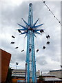 TQ3080 : Starflyer at Priceless London Wonderground at Southbank Centre by PAUL FARMER